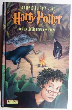 Harry Potter und die Heiligtümer des Todes.: Rowling, Joanne K.
