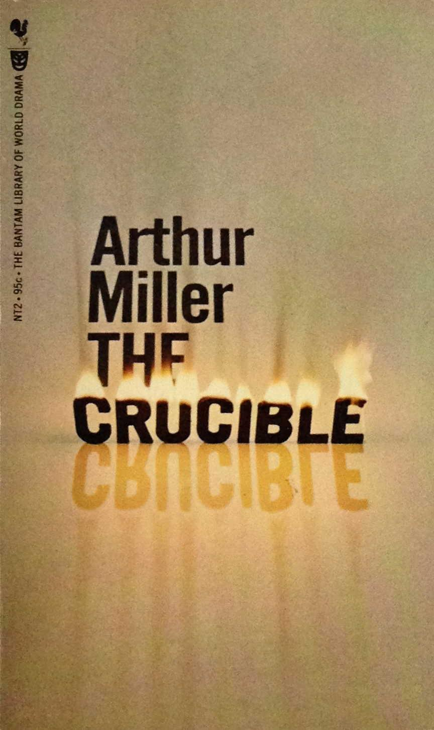 examples of envy in the crucible a play by arthur miller Arthur miller's play, the crucible, set in 1692, is based on the historical events surrounding the witch trials in salem this essay deals with the failure of the justice system in salem, massachusetts.
