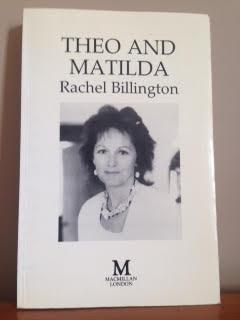 Theo and Matilda (SIGNED): Rachel Billington