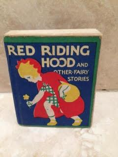 Red Riding Hood and Other Fairy Stories The Teeny-Weeny Books