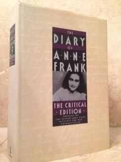 The Diary of Anne Frank The Critical: Edited by David