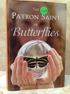 The Patron Saint of Butterflies (SIGNED)