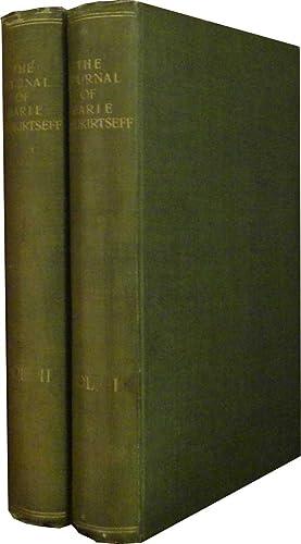 The Journal of Marie Bashkirtseff- Two Volumes: Marie Bashkirtseff