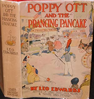 Poppy Ott and the Prancing Pancake
