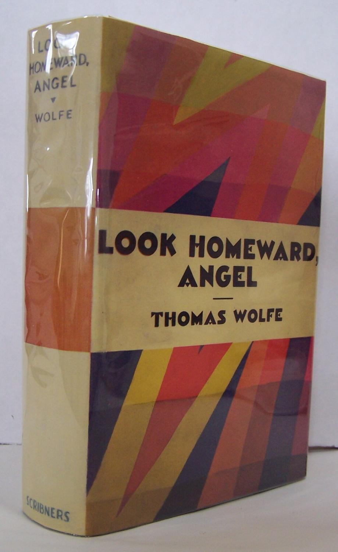 Look Homeward, Angel.: Wolfe, Thomas.