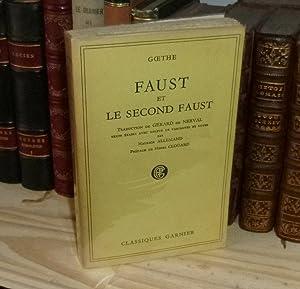 Faust et le second Faust. Traduction de: GOETHE