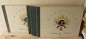 Napoléon. Images de l'épopée. Reproductions des images: LACHOUQUE, Henry