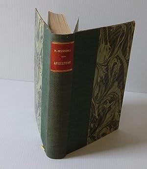 L'Apiculture. Deuxième édition revue et augmentée. Encycloépdie: HOMMEL, R.