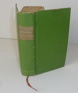 Les aphorismes D'Hippocrate, latin-français traduction nouvelle par: HIPPOCRATE