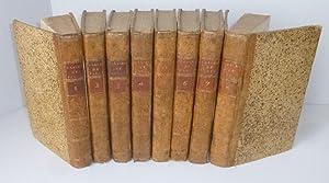 Tableau de Paris. Nouvelle édition originale corrigée et augmentée. Amsterdam. 1782-1783.: MERCIER,...