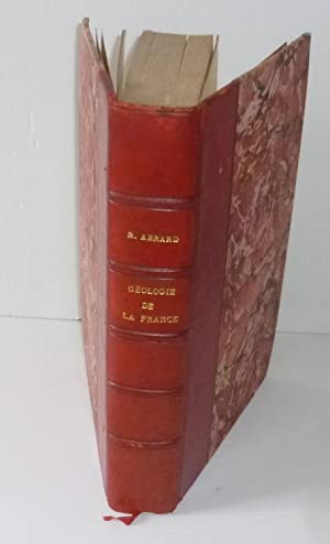 Géologie de la France. Bibliothèque Scientifique. Paris. Payot. 1948.