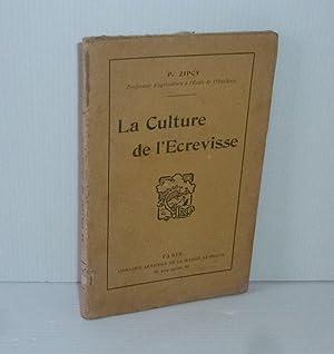 La culture de l'écrevisse. Paris. Librairie agricole: ZIPCY, P.