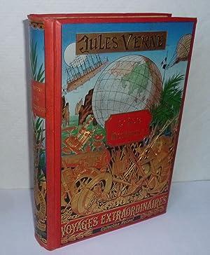 L'île mystérieuse, 154 dessins de Férat gravés: VERNE, Jules