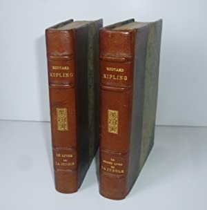 Le livre de la Jungle et le second livre de la Jungle. Illustré de douze gravures en couleurs de ...