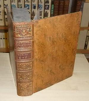 Dictionnaire raisonné universel d'histoire naturelle, contenant l'histoire: VALMONT DE BOMARE