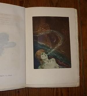 Les soirs d'opium. Poèmes. Édition illustrée d'eaux-fortes: MAGRE, Maurice