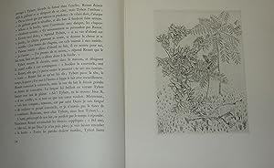 Quelques aventures de maître renart, burins de: HECHT, Joseph (illustrateur)