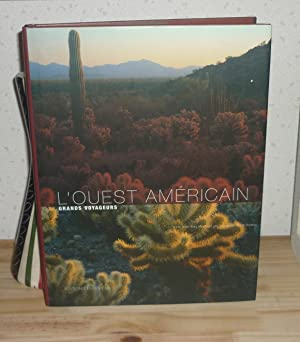 L'Ouest Américain, texte Jean-Yves Montagu, photographies Alain: MONTAGU, Jean-Yves -