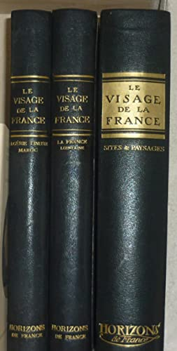 COLLECTIF. Le Visage de la France, 1926. COLLECTIF. La France Lointaine 1930. COLLECTIF. Afrique ...