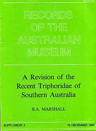 A revision of the recent Triphoridae of: Marshall, B. A.