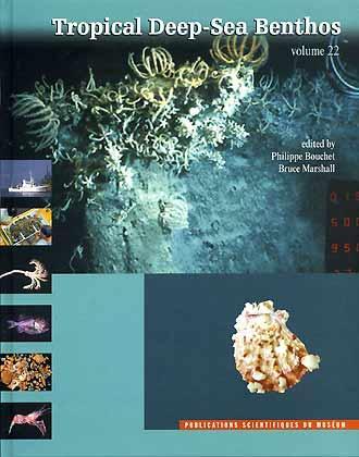 Tropical Deep-Sea Benthos, Vol. 22 (formerly Camp.: Bouchet, P. &