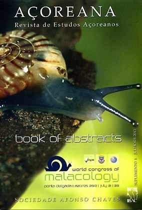 Book of Abstracts, World Congress of Malacology,