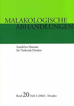 Malakologische Abhandlungen 20 (2)