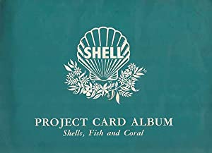 Shell Project Card Album Shells, Fish and: Anonymus