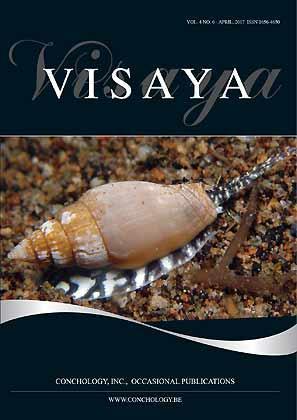 Visaya Vol 4 No 6 Journal Of Conchology