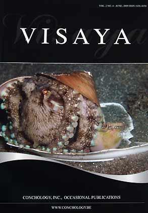 Visaya Vol 2 No 4 Journal Of Conchology