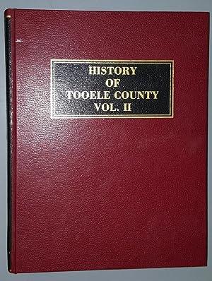 History of Tooele County (Utah) Volume II: Miller, Orrin P.