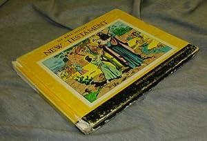 MY BIBLE HISTORY NEW TESTAMENT: Morrow, Louis Laravoire