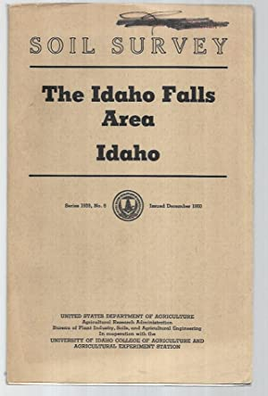 Soil Survey of the Idaho Falls Area Idaho