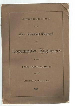 Proceedings of the Grand International Brotherhood of: Grand International Brotherhood