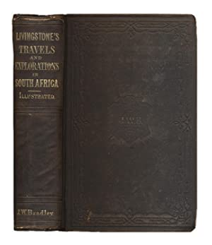 Livingstone's Travels and Researches in South Africa: Liviginstone, David