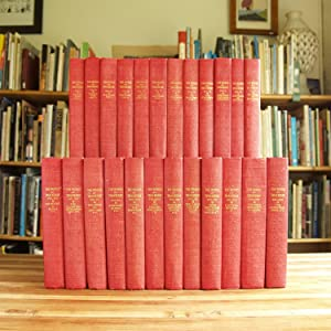The Works of William Makepeace Thackeray: 24 Volumes