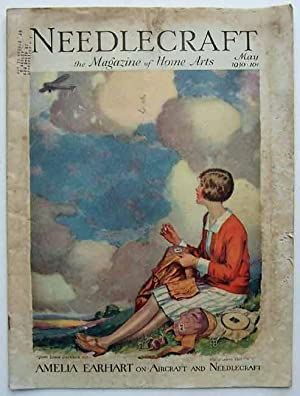 Needlecraft May, 1930: The Magazine of Home Arts: Various