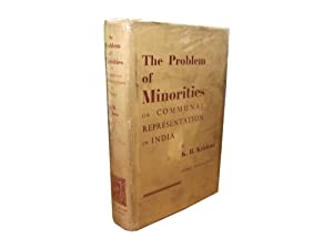 The Problem of Minorities or Communal Representation in India