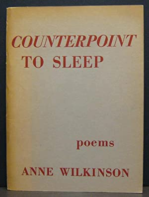 Counterpoint to Sleep: WILKINSON, ANNE