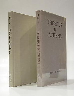 Theseus & Athens: WALKER, HENRY J.
