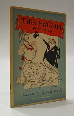 This England 1946-1949.: Hilton, Audrey (ed)