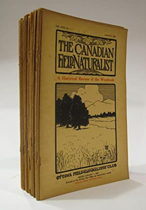 The Canadian Field Naturalist (32 Issues, Includes Big Horn Sheep Issue)