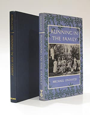 Running in the Family: ONDAATJE, MICHAEL
