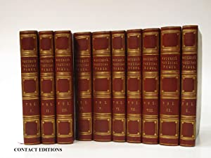 The Poetical Works of Robert Southey, Collected By Himself, In 10 Volumes