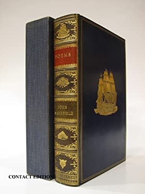 Poems: MASEFIELD, JOHN