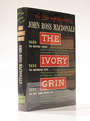 The Ivory Grin: MACDONALD, JOHN ROSS