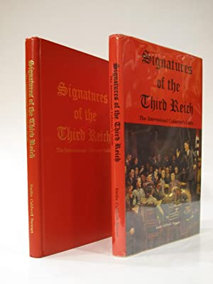 """Signature of the Third Reich"""" The International Collector's Guide: STEWART, EMILIE ..."""
