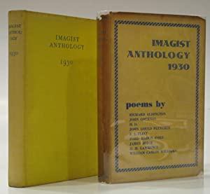 Imagist Anthology 1930: FORD, FORD MADOX,
