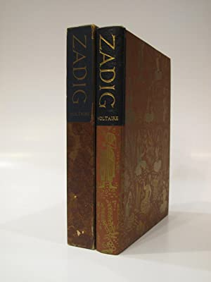 The History of Zadig or, Destiny. An Oriental Tale: VOLTAIRE