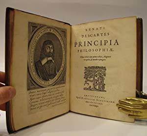 Principia Philosophiae. Ultima Editio.WITH: Specimina Philosophiae: seu Dissertatio De Methodo.(&...